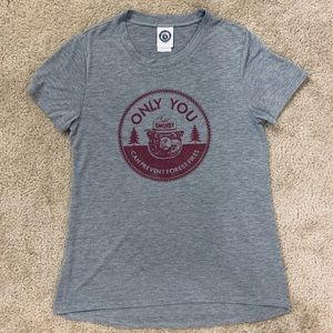 Tops - Classic Smokey the Bear Women's Top